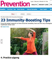 prevention magazine qigong