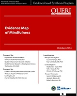 Evidence Map of Mindfulness Report